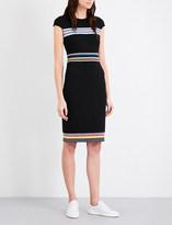 Diane von Furstenberg Hadlie stretch-crepe dress