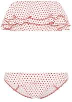 Lisa Marie Fernandez Sabine polka-dot bikini