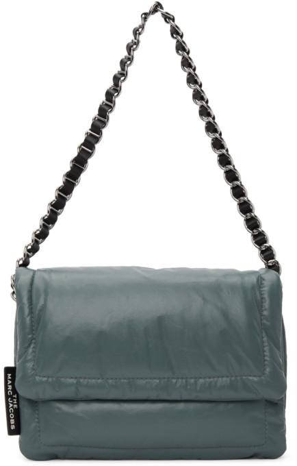 Marc Jacobs Grey The Pillow Bag