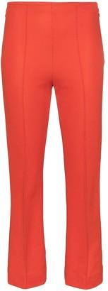 Rudi Gernreich Kick-Flare Cropped Trousers