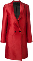Christian Pellizzari double breasted coat - women - Polyester/Viscose - 40