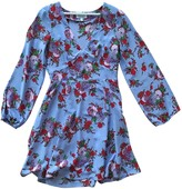 And other stories & & Stories Purple Silk Dress for Women