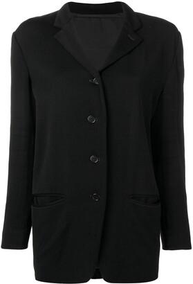 Romeo Gigli Pre-Owned 1990 jacket
