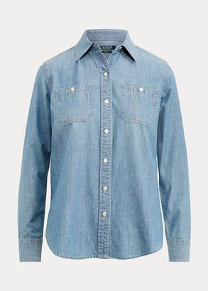Ralph Lauren Chambray Cotton Shirt