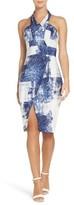 Cooper St Women's Liquid Metal Midi Dress