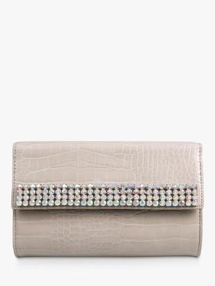 Carvela Galore Embellished Clutch Bag