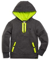Armani Junior Armani Boys' Fleece Lined Hoodie - Little Kid, Big Kid