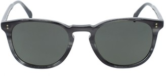 Oliver Peoples Finely Esq. Sunglasses - Charcoal