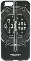 Marcelo Burlon County of Milan geometric print iPhone 6 case - men - Plastic - One Size