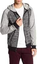 Micros Dawson Long Sleeve Zip Front Fleece Jacket
