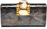 Jo-Liza Collection Giselle Clutch, Black