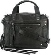 McQ by Alexander McQueen Loveless Medium Duffle Bag - women - Leather/metal - One Size