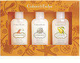 Crabtree & Evelyn Assorted Antibacterial Sampler 1 gift set