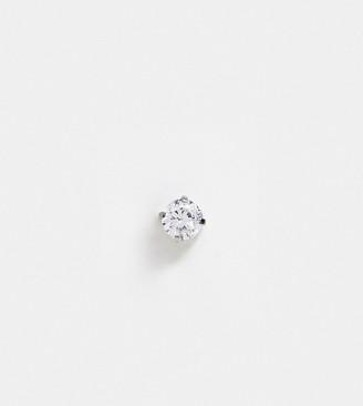 Kingsley Ryan labret single earring In sterling silver