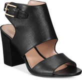 Cole Haan Kathlyn Block-Heel Slingback Sandals
