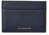 Burberry House Check & Grainy Leather Card Case.