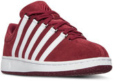 K-Swiss Men's Classic VN Suede Casual Sneakers from Finish Line