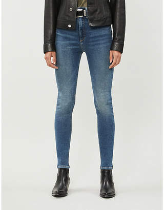 Rag & Bone Jane skinny high-rise jeans