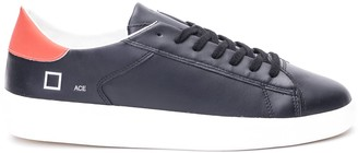 D.A.T.E Ace Leather Sneakers