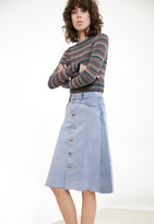 MiH Jeans Park Skirt
