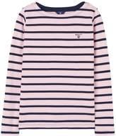 Gant Girls Breton Boatneck Sweater