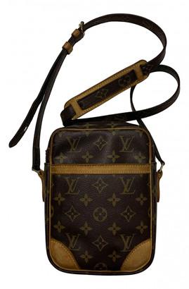 Louis Vuitton Danube Brown Cloth Bags