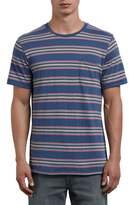 Volcom Belfast Stripe Pocket T-Shirt