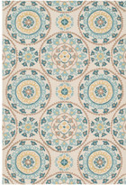 """Loloi Rugs Ivory, Blue, Gold, Beige Francesca Area Rug by Loloi, 7'6""""x9'6"""""""