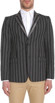 Alexander McQueen Striped Jacket
