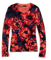 Tommy Hilfiger Final Sale-Exploded Floral Cardigan