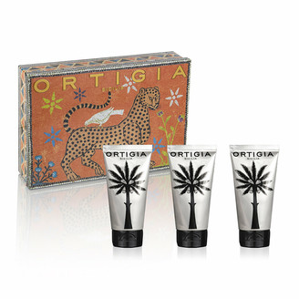Ortigia Hand Cream Gift Set in Tin - Set of 3