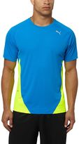 Puma Graphic Short Sleeve Top