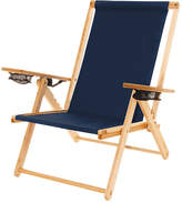 "Blue Ridge Chair Works Wood & Canvas Chair ""The Outer Banks"""