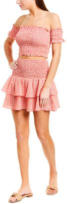 Marianna Lerumi 2Pc Mini Skirt & Top Set