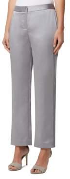 Tahari ASL Petite Straight-Leg Pants