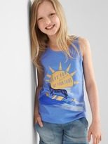 Gap Graphic tank