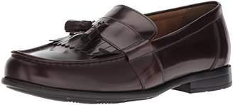 Nunn Bush Men Denzel Moc Toe Kiltie Tassel Slip-On Loafer with KORE Comfort Walking Technology
