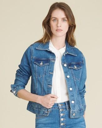 Veronica Beard Kinley Denim Jacket