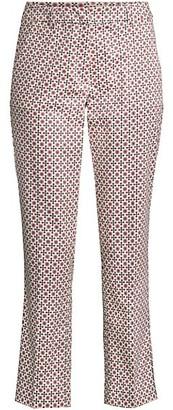Max Mara Astrale Printed Pants