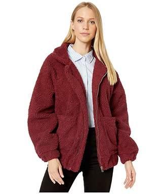 Onzie Teddy Jacket