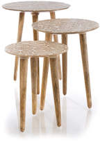 Shiraleah Arendal Side Tables - Set of 3