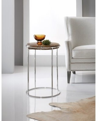 Hooker Furniture Melange Frame End Table