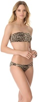 Tyler Rose Swimwear Beauty & The Beast Leopard Bikini Top