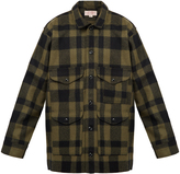 Filson Mackinaw Cruiser Plaid Jacket