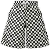Givenchy checkered shorts