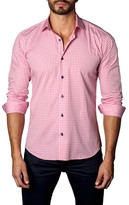 Jared Lang Thomas Long Sleeve Trim Fit Shirt
