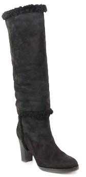 Veronique Branquinho MERINOS women's High Boots in Black
