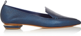 Nicholas Kirkwood Beya grained-leather loafers