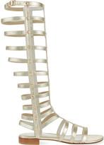 Stuart Weitzman Gladiator leather sandals