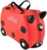 Trunki Harley Ride-on Suitcase, Red